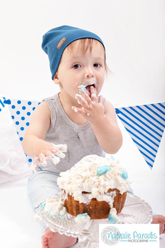 Nathalie Paradis Photographe ! Smash the cake